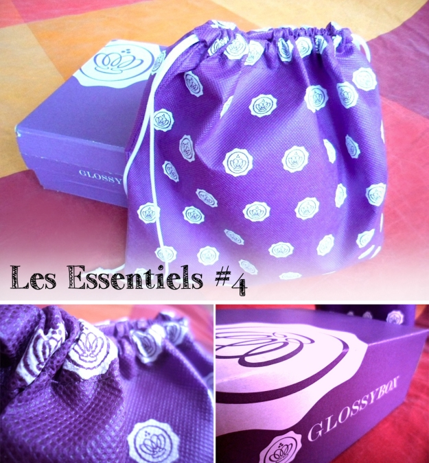 Revue Glossybox - Les Essentiels #4