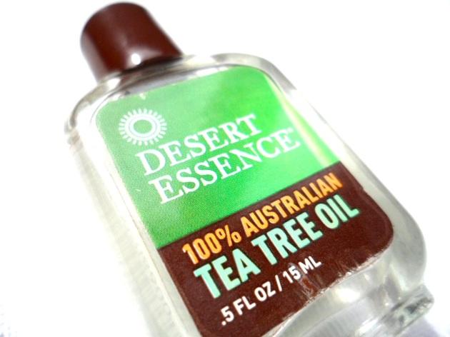huile essentielle arbre à thé Desert Essence