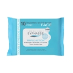lingettes exfoliantes byphasse