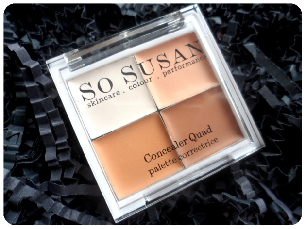 palette correctrice SO Susans Glossybox Juillet 2014